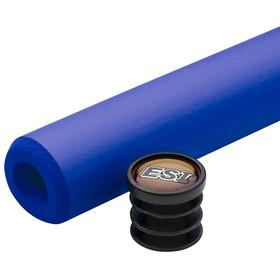 ESI Racer's Edge Bike Grips blue